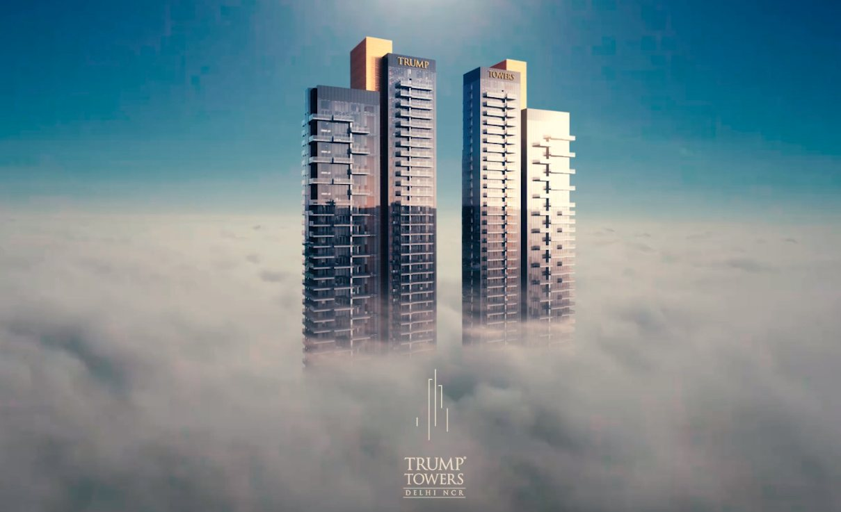 10 Highlights of Trump Towers in Gurgaon Delhi NCR